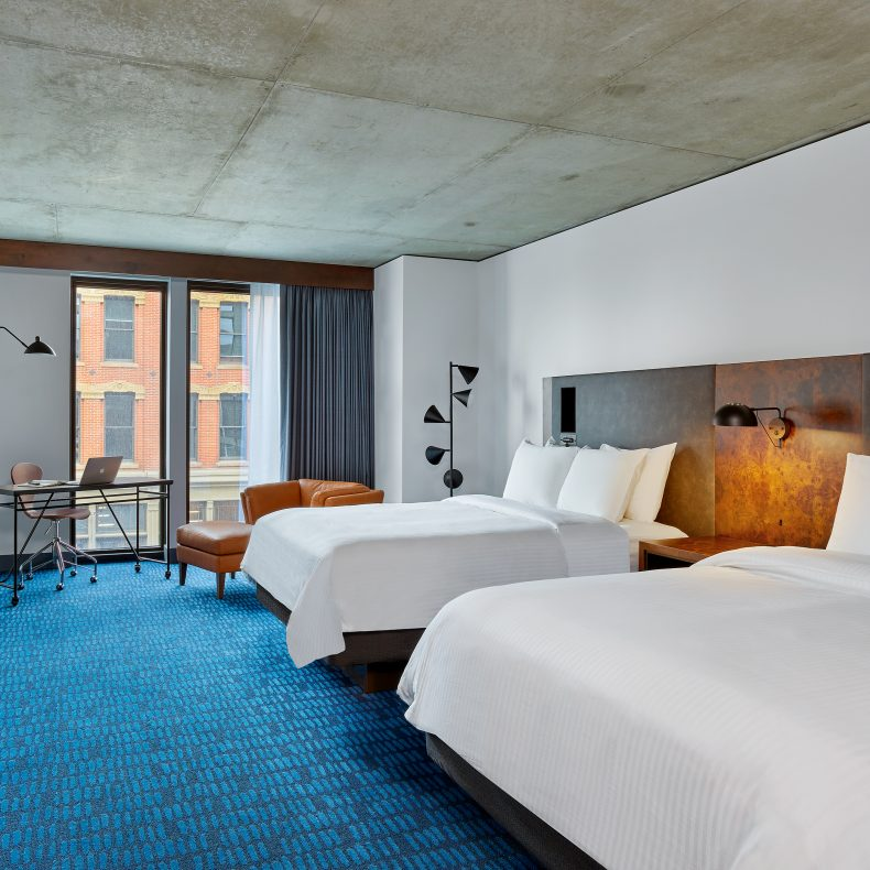 The Maven: The New Downtown Denver Hotel At Dairy Block