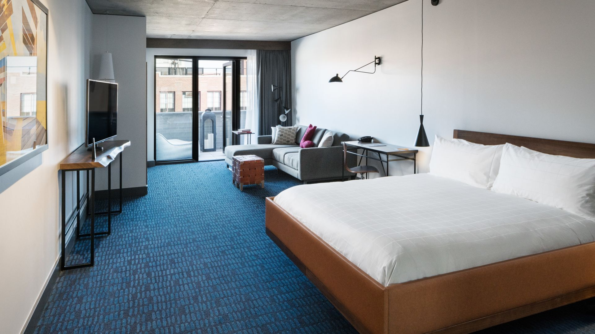 The New Downtown Denver Hotel at Dairy Block | The Maven